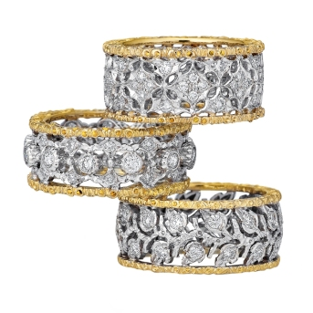 BUCCELLATI-HANDMADE-DIAMOND-BANDS