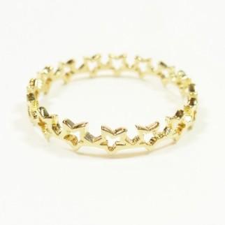 anneau-etoile-plaque-or-750