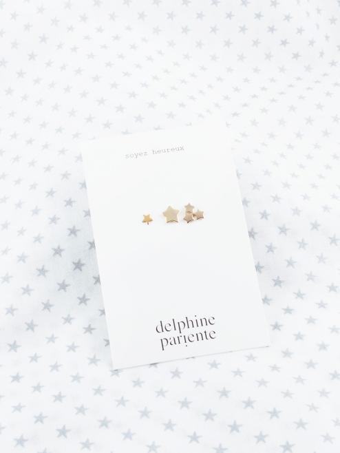 boucles-doreilles-etoiles-triple-par-delphine-pariente