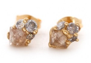 Grey-diamond-champagne-cognac-pyramid-studs-copy-590x440