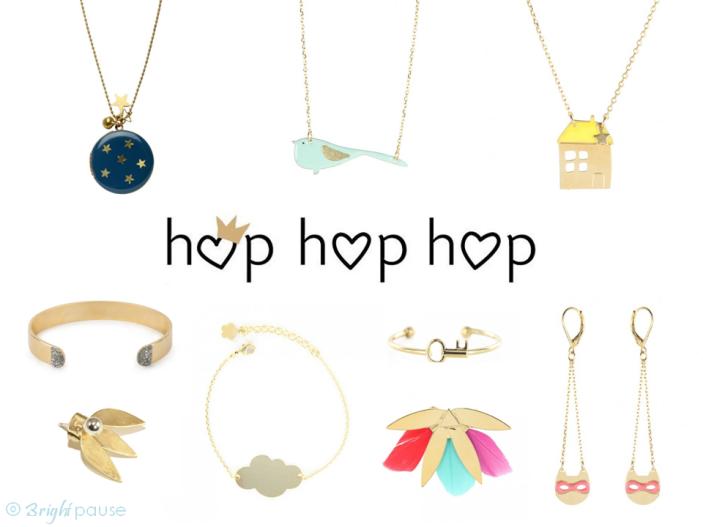 Hop hop hop - Bright Pause