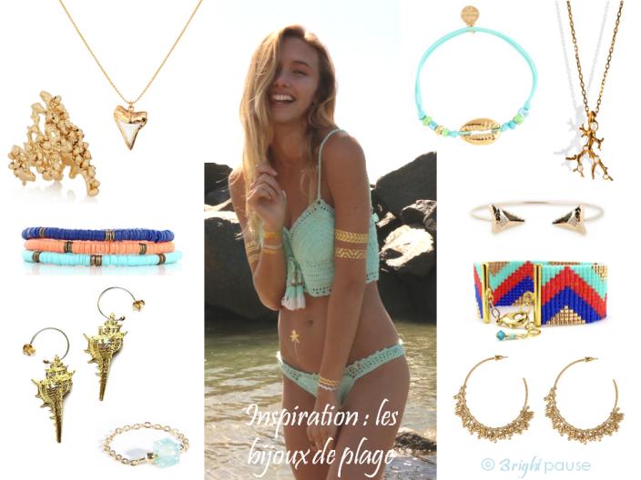 Bijoux de plage - Bright Pause