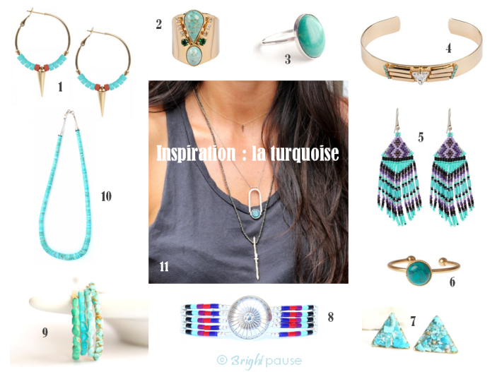 Turquoise - Bright Pause