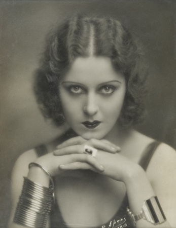 Vintage jewelry Bright Pause