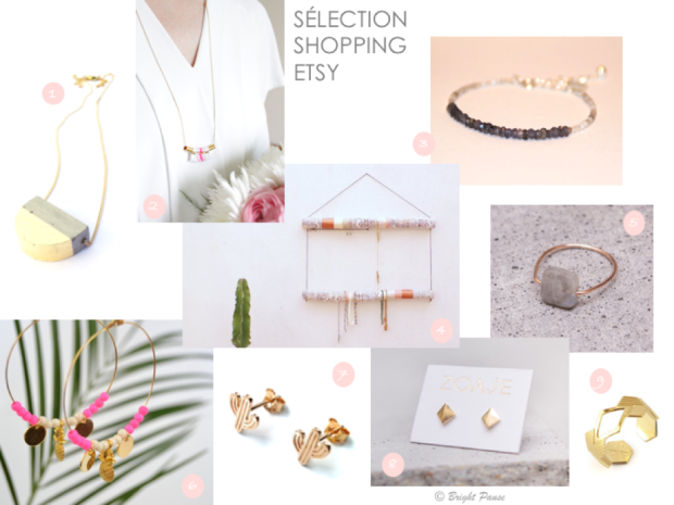 Sélection shopping Etsy-Bright Pause blog