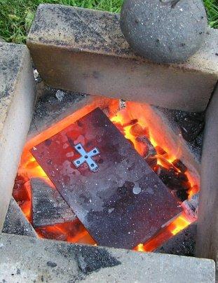 cuisson-des-emaux-a-la-forge