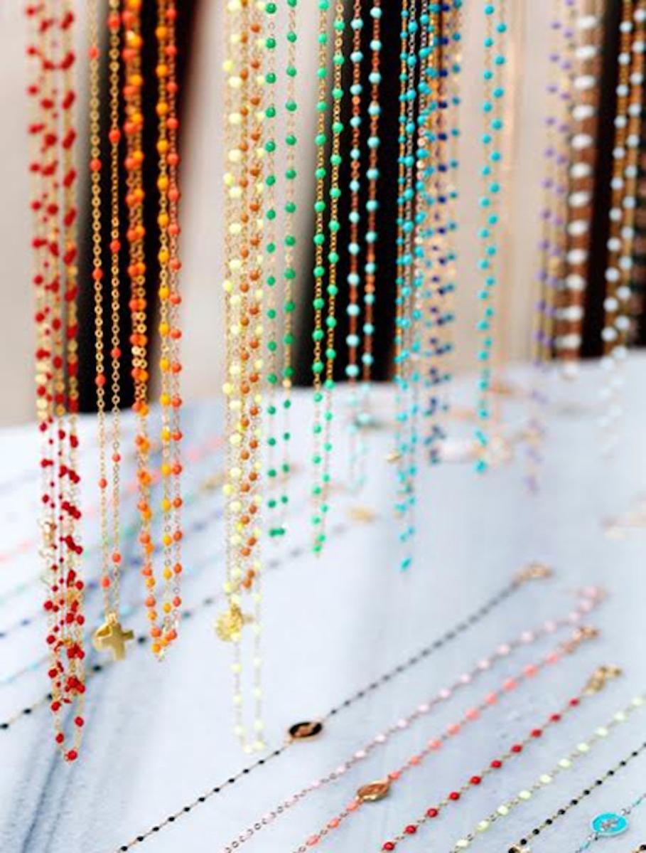 Les gais bijoux de Gigi Clozeau